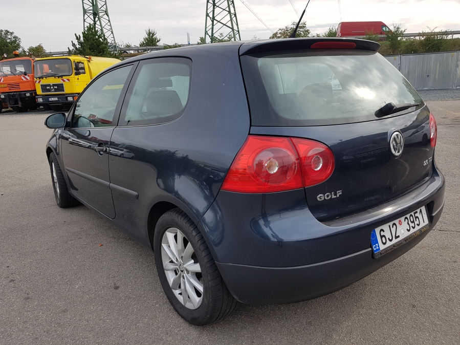 VW GOLF 5 2,0 TDI