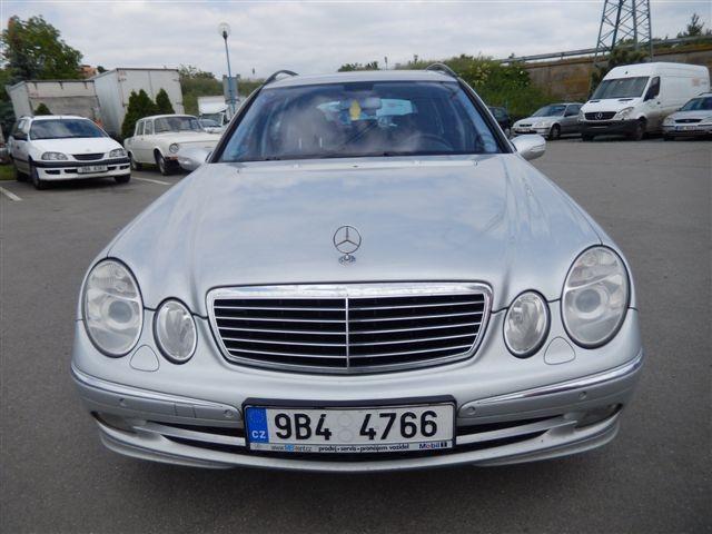 Mercedes-Benz E 280 CDI combi