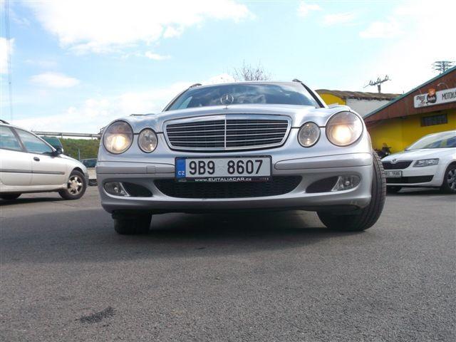 Mercedes-Benz E 270 CDI combi