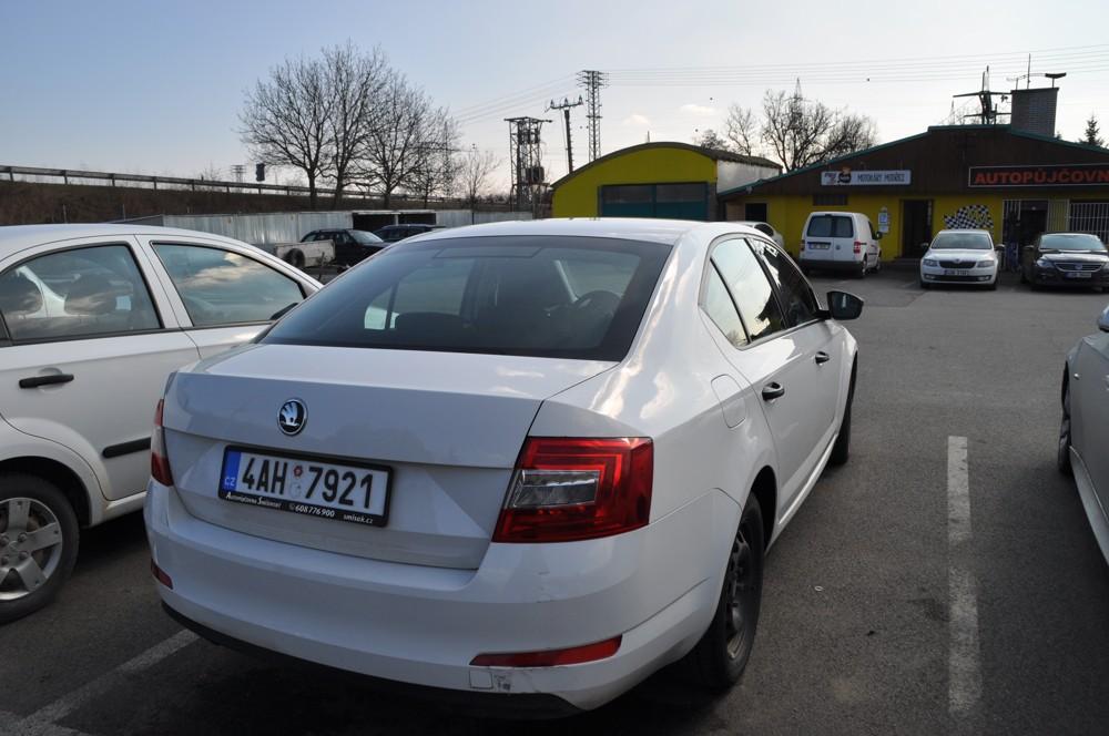 Škoda Octavia 3-1,6 TDI