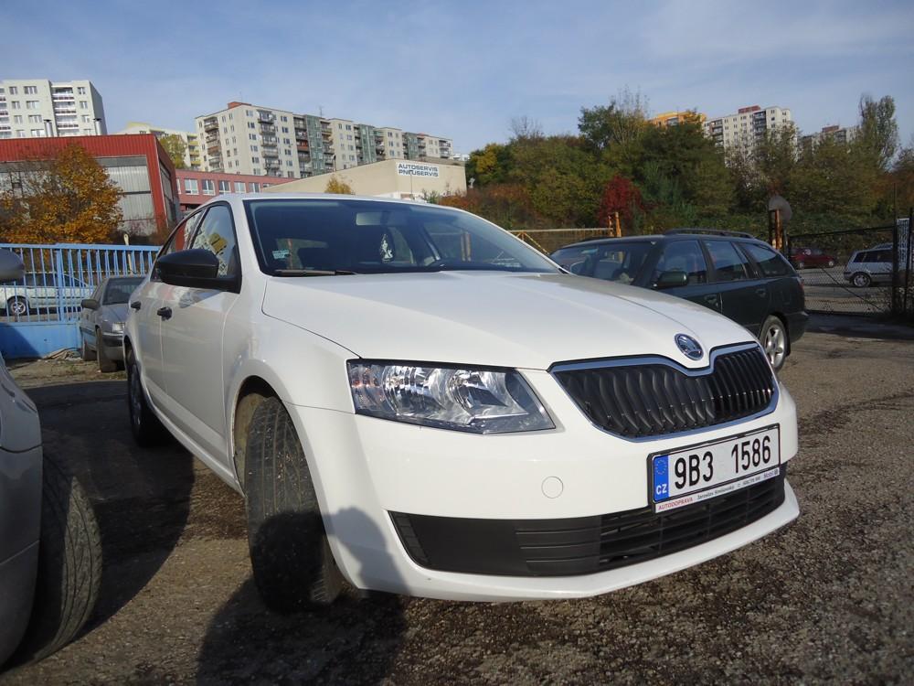 Škoda Octavia 3, 1,6 TDI