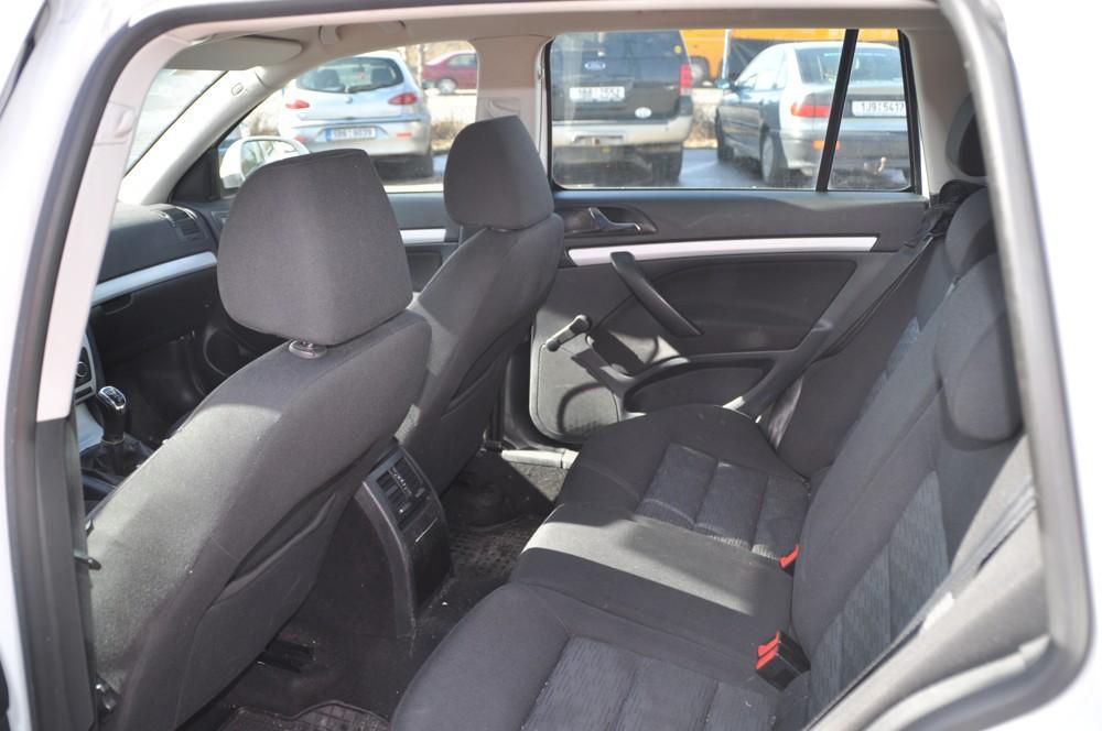 Škoda Octavia 2  - 1,9 TDI  combi