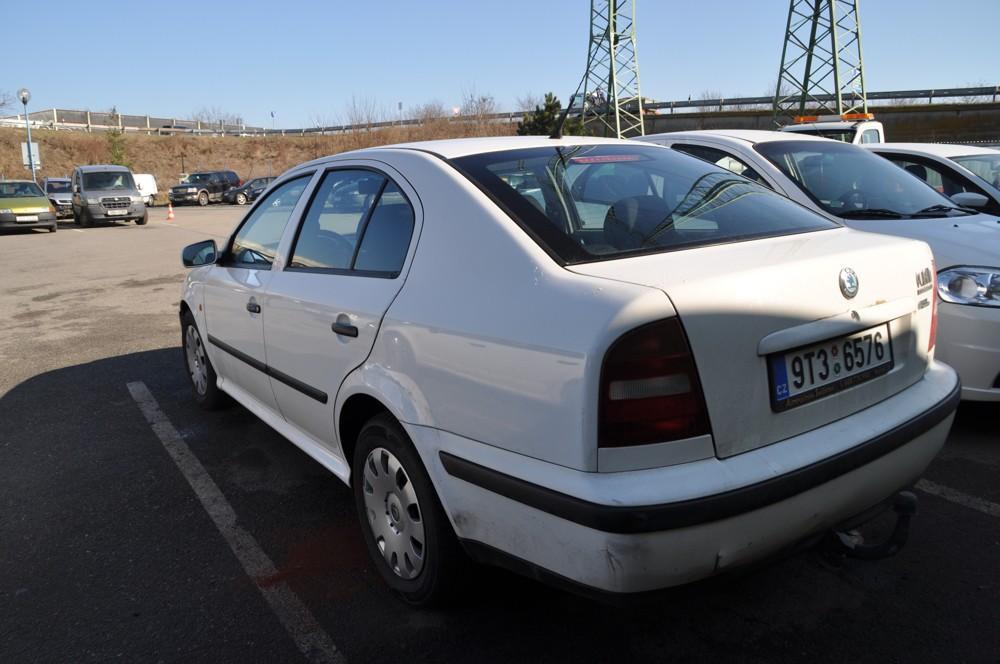 Škoda Octavia 1-1,9 TDI-klima TOP