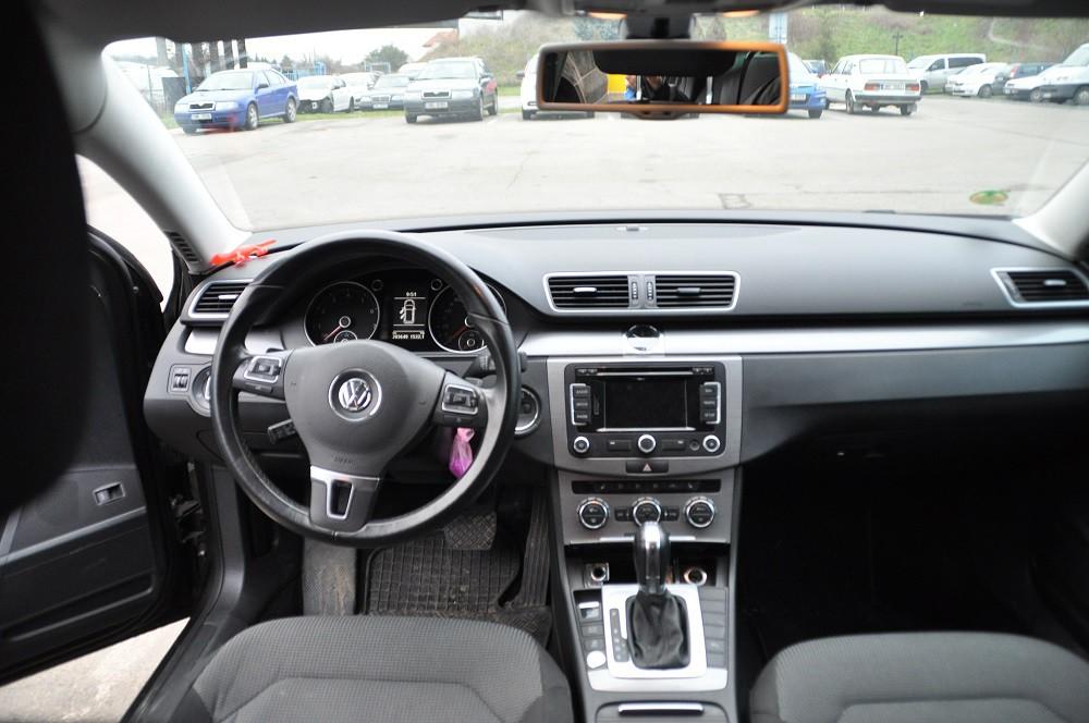 VW Passat B7 1,4 CNG + tažné