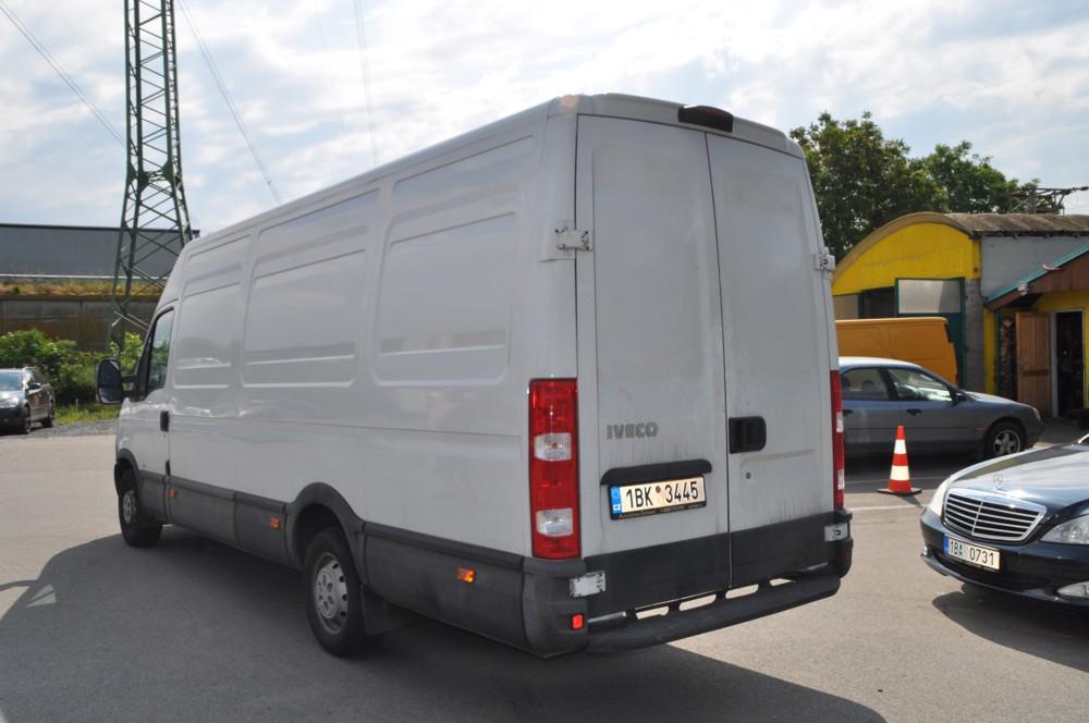Iveco Daily, 4,5 m délka ložné plochy-7 EUR