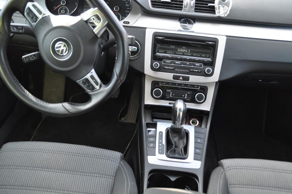 VW PASSAT CC 2,0 TDI 5 MÍST