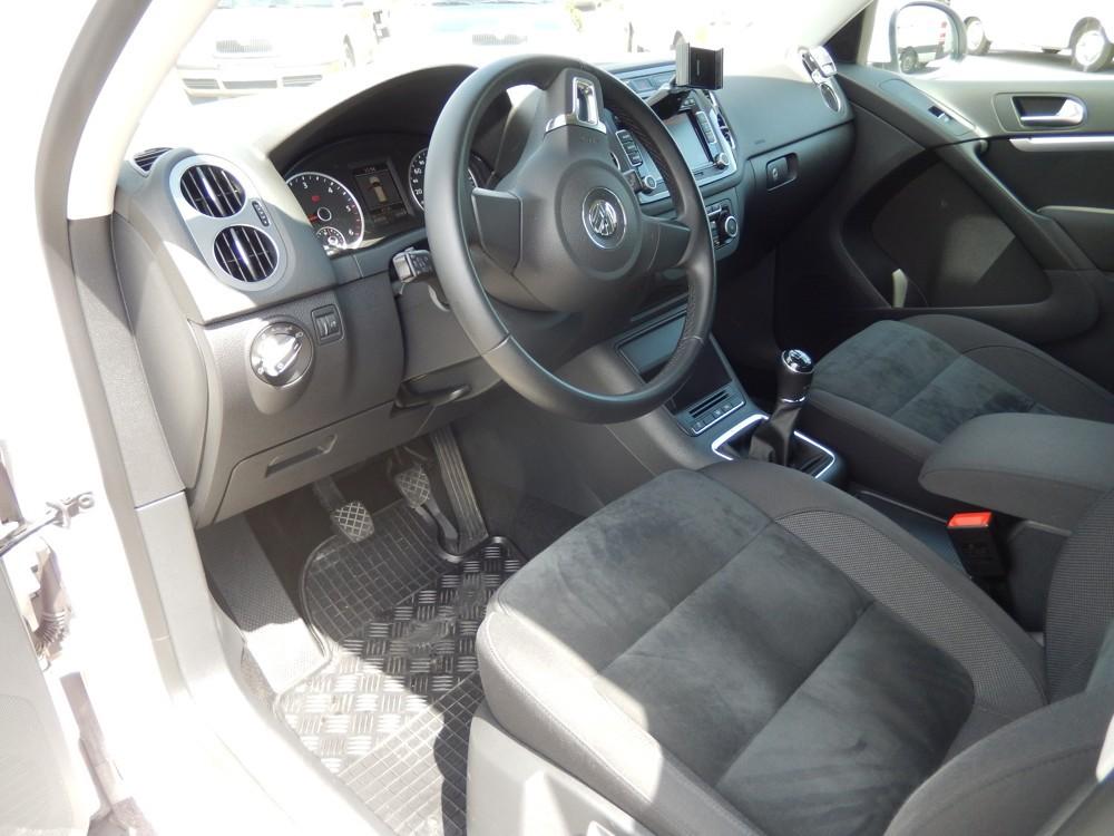 VW Tiguan 2,0 TDI