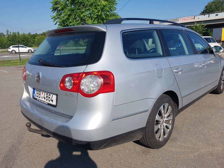 VW PASSAT B6, 2,0 TDI